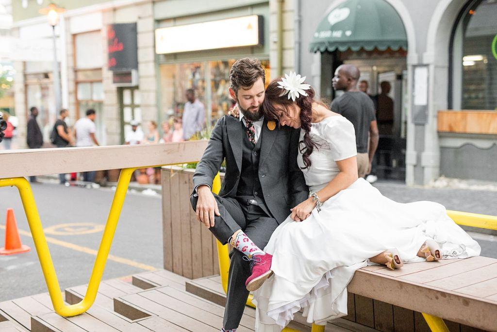 Christine LR Photography - Cape Town City Wedding - Loop Street Wedding - 005