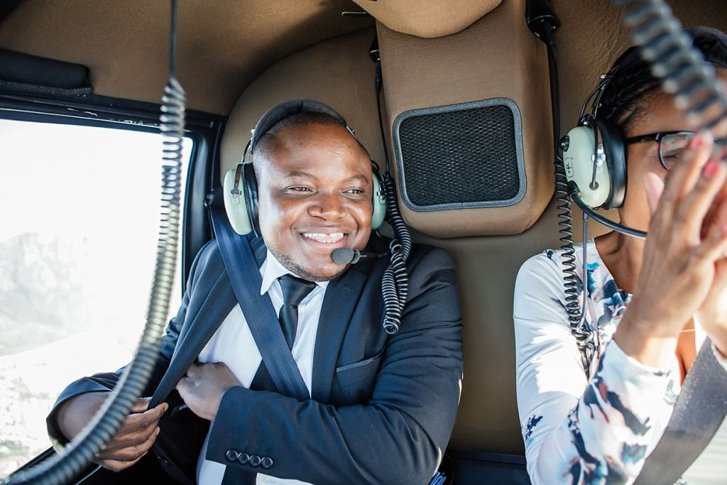 Christine LR Photography - Secret Engagement - Cape Town - Helicopter - 015