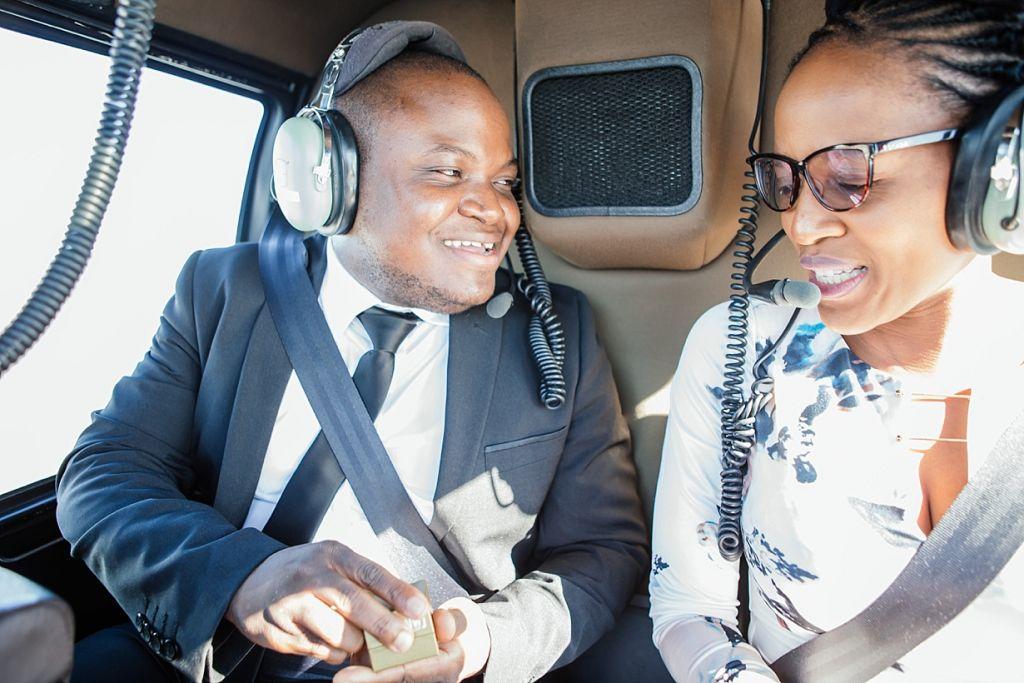 Christine LR Photography - Secret Engagement - Cape Town - Helicopter - 017